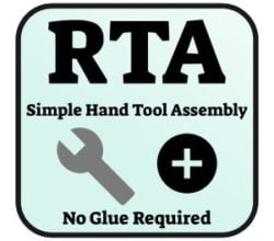 RTA assembly badge