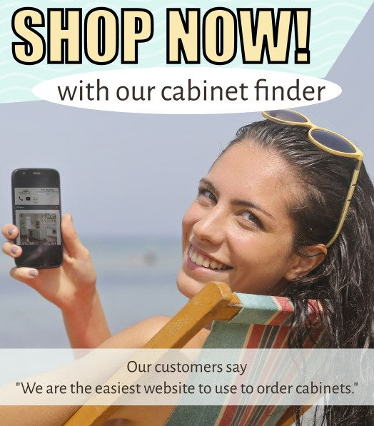Use our cabinet finder to easily find what you are looking for.