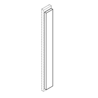 Cabinets, Forevermark Townsquare Grey Forevermark Overlay FIller