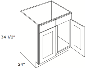 Cubitac Sink Base Cabinet SB39 or SB42