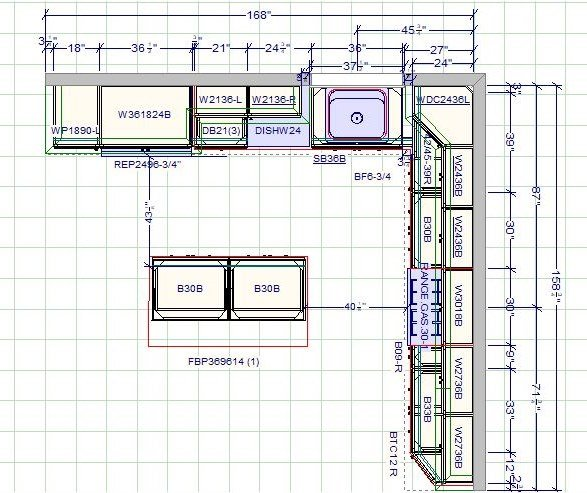 Forevermark Kitchen Layout