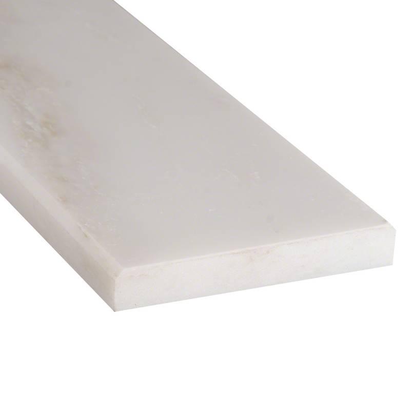 Thresholds and Sills, Tiles and Flooring msi-tiles-flooring-arabescato-carrara-4x36-threhsold-SMOT-THDB-ARA4X36