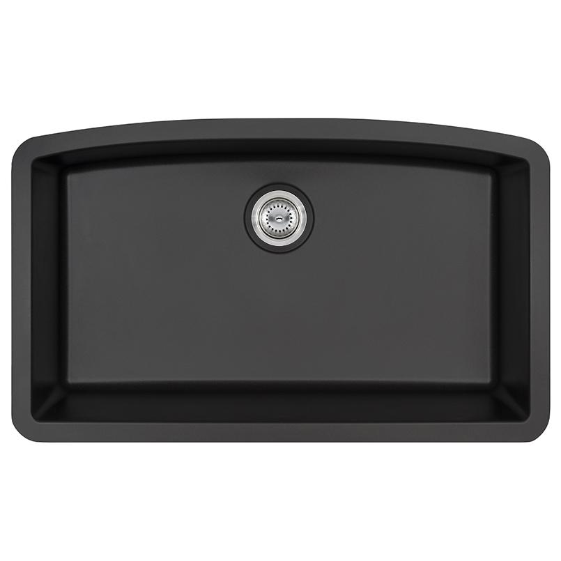 Sinks -quartz-black-single-bowl-3219-SIN-QTZ-SINBWL-3219-BLK